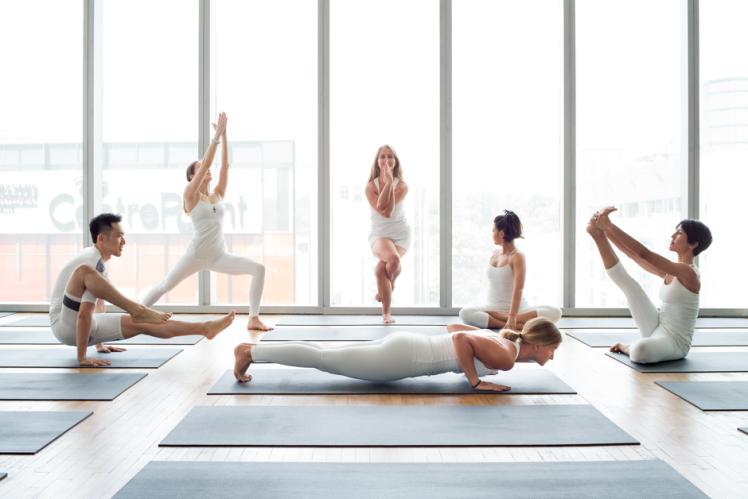 Hom Yoga