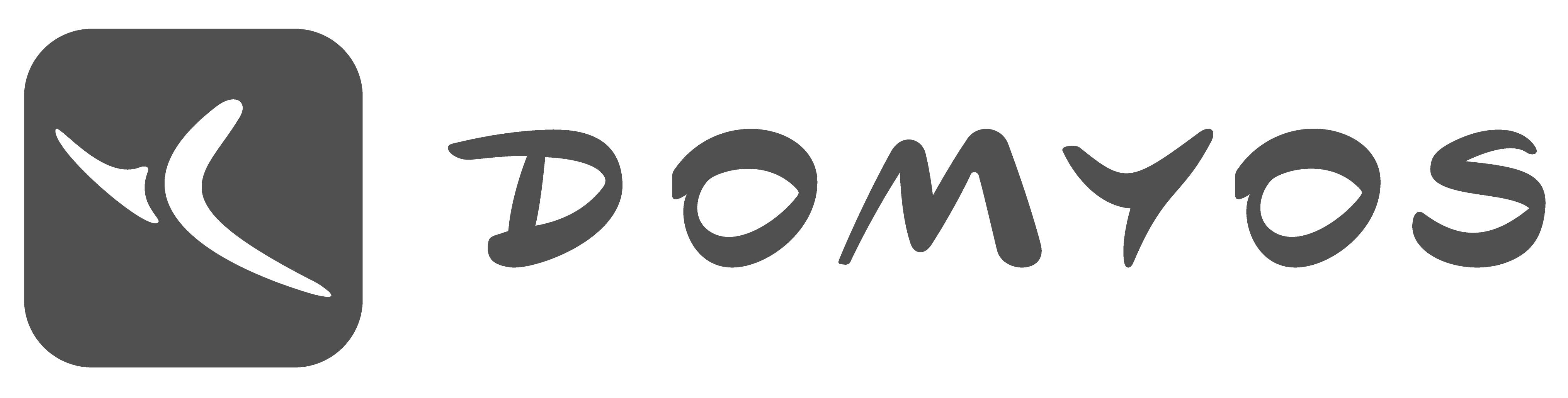 NEW Logo Domyos 2009