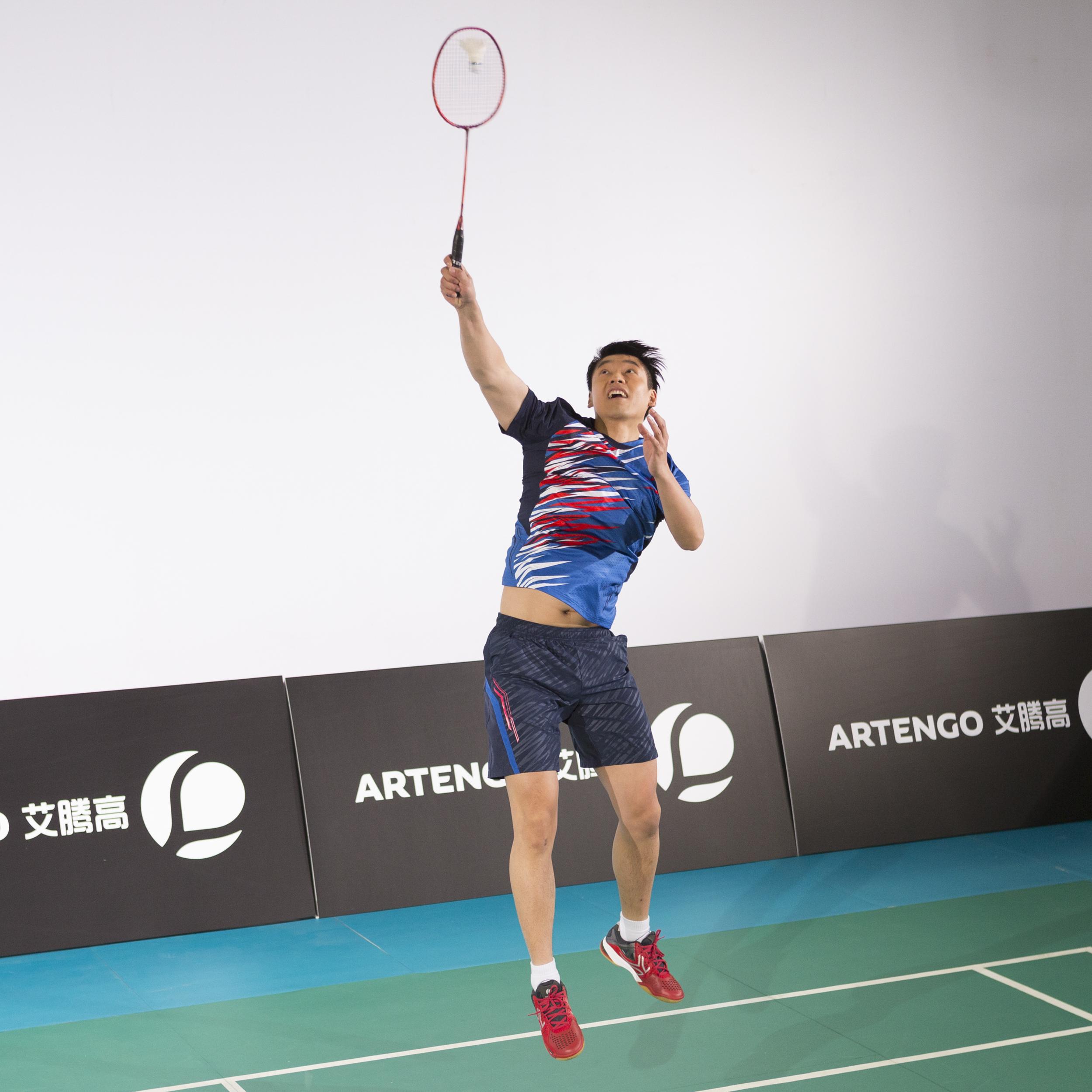 Basic Badminton for Beginners. - YouTube