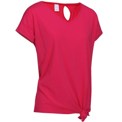 essential-women-s-knotted-fitness-t-shirt-pink